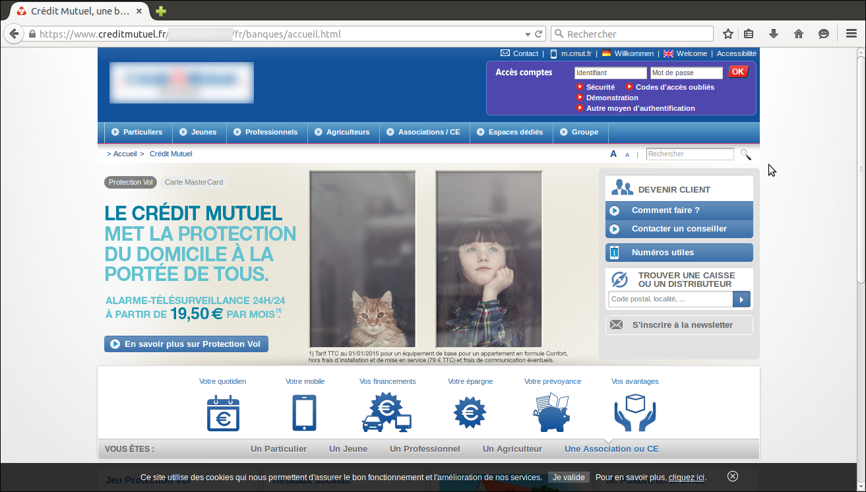Creer Une E Carte Bleue Avec Payweb Card Credit Mutuel