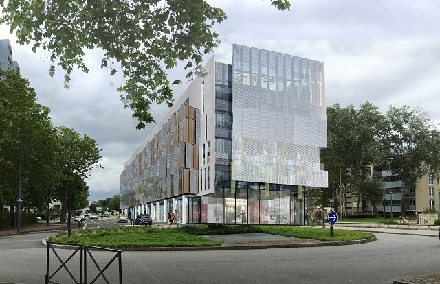 trouver un bureau à Rennes