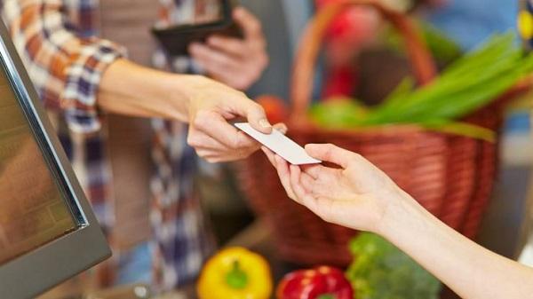 carte bancaire de supermarchés