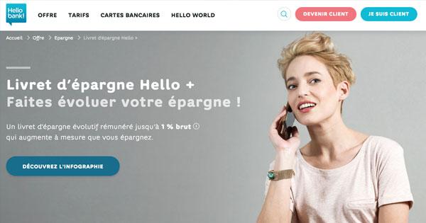 Pourquoi ouvrir un compte chez Hello Bank ?